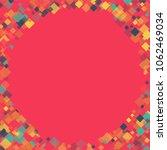 rhombus backdrop minimal... | Shutterstock .eps vector #1062469034
