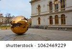 sphere sculpture at berkeley... | Shutterstock . vector #1062469229