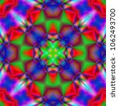 psychedelic background.bright... | Shutterstock . vector #1062493700