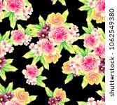 abstract elegance seamless... | Shutterstock .eps vector #1062549380