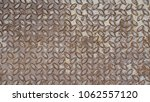 metal plate texture background | Shutterstock . vector #1062557120