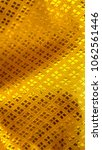 thai pattern golden fabric ... | Shutterstock . vector #1062561446