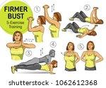 workout nonstop. firmer bust ...