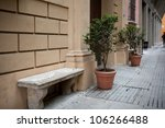 street of bologna | Shutterstock . vector #106266488