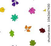 seamless background with vector ...   Shutterstock .eps vector #1062667430