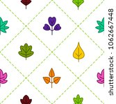 seamless background with vector ...   Shutterstock .eps vector #1062667448
