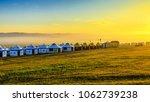 inner mongolia hulunbeier... | Shutterstock . vector #1062739238