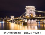 a low light image of the chain... | Shutterstock . vector #1062774254