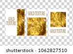 gold texture minimal unequaled... | Shutterstock .eps vector #1062827510