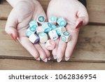 berlin  april 5  2018  young... | Shutterstock . vector #1062836954