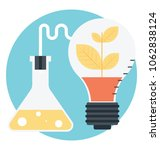 biological research icon. new... | Shutterstock .eps vector #1062838124