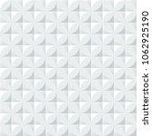 seamless decorative plaster... | Shutterstock .eps vector #1062925190