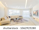 interior design of  living room   Shutterstock . vector #1062925280