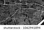design art map city black white   Shutterstock .eps vector #1062941894