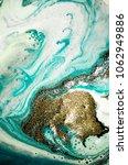 magic marbleized effect.... | Shutterstock . vector #1062949886