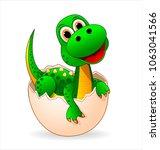 Small Green Dinosaur Who Just...