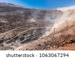 Chuquicamata Worlds Biggest Open Pit - Fine Art prints