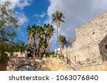 view of the church of st. john...   Shutterstock . vector #1063076840