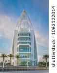 cape canaveral  florida  usa  ... | Shutterstock . vector #1063122014