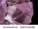 surface of a fluorite crystal... | Shutterstock . vector #1063126688