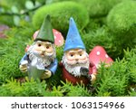 Best Friends Elderly Men Fairy...