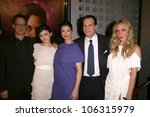 cast and crew of 'big love'  at ... | Shutterstock . vector #106315979