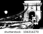View Of Chain Bridge In...