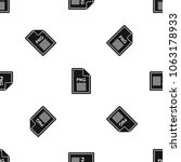 file png pattern repeat... | Shutterstock . vector #1063178933
