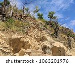 Rocky Slope In The British...
