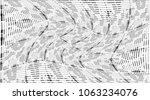 gradient halftone dots pattern... | Shutterstock .eps vector #1063234076