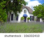Cape Dutch Cottage In The...