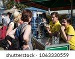 kiev  ukraine   july 25  2015 ... | Shutterstock . vector #1063330559