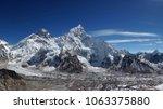 Small photo of Everest, Lhotse Ama Dhablam