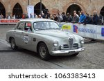 alfa romeo 1900 ti berlina 1954 ... | Shutterstock . vector #1063383413