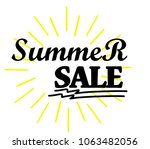 web banner selling well in... | Shutterstock . vector #1063482056