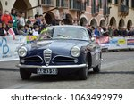alfa romeo 1900 touring  1000... | Shutterstock . vector #1063492979