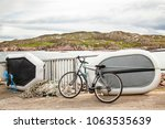 elements for cycling sports and ... | Shutterstock . vector #1063535639