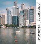 singapore   april 2  2018 ... | Shutterstock . vector #1063576070