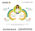six points process chart... | Shutterstock .eps vector #1063592933