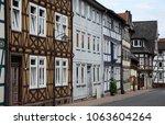 houses in witzenhausen  germany | Shutterstock . vector #1063604264