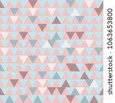 geometric pattern   background   Shutterstock .eps vector #1063653800