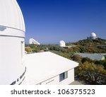circa 1992   kitt peak national ... | Shutterstock . vector #106375523