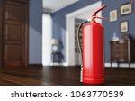 Fire Extinguisher In Luxury...