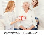 we have a gift for you. full of ... | Shutterstock . vector #1063806218