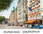 stockholm  sweden   july 22 ... | Shutterstock . vector #1063939919
