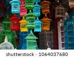 Colorful Souvenir Background....