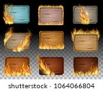 set wooden game panels  gui...