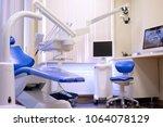concept interior of new modern... | Shutterstock . vector #1064078129