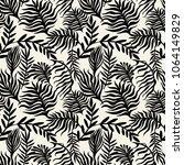 seamless textile  pattern print ... | Shutterstock . vector #1064149829