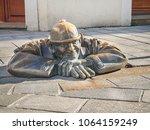 bratislava  slovakia april 2 ... | Shutterstock . vector #1064159249